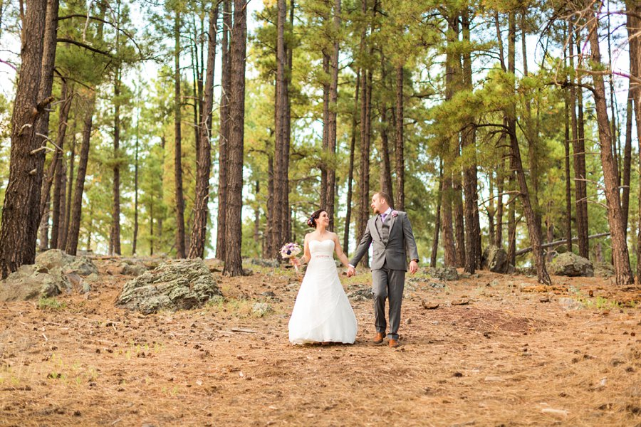 Tiffany and Caleb: Northern Arizona Sedona Wedding Photography 026