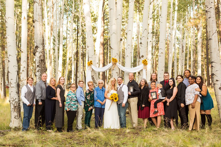 Tina and Justin - Flagstaff and Sedona Wedding Photography -110