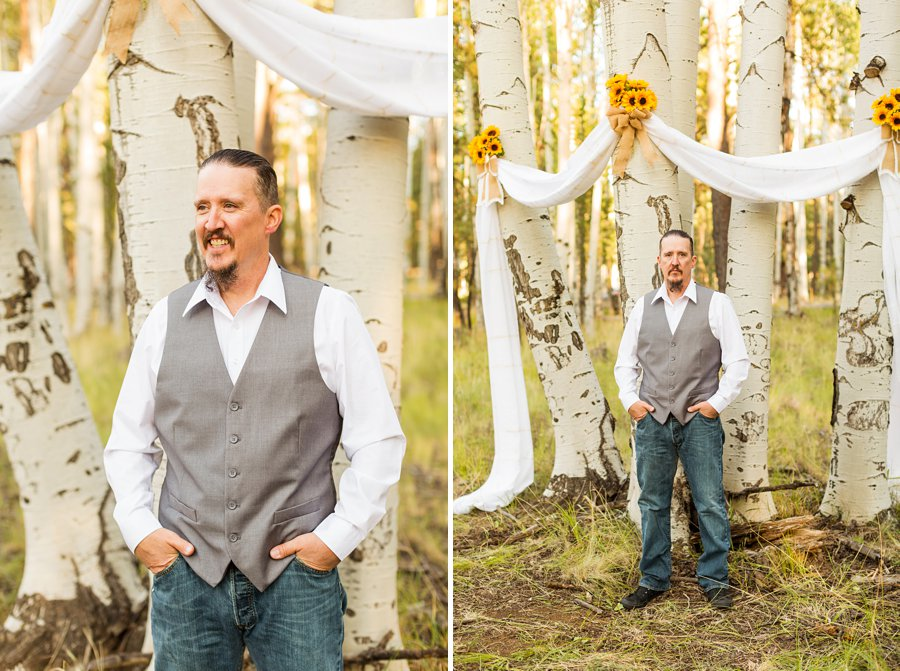 Tina and Justin - Flagstaff and Sedona Wedding Photography -116