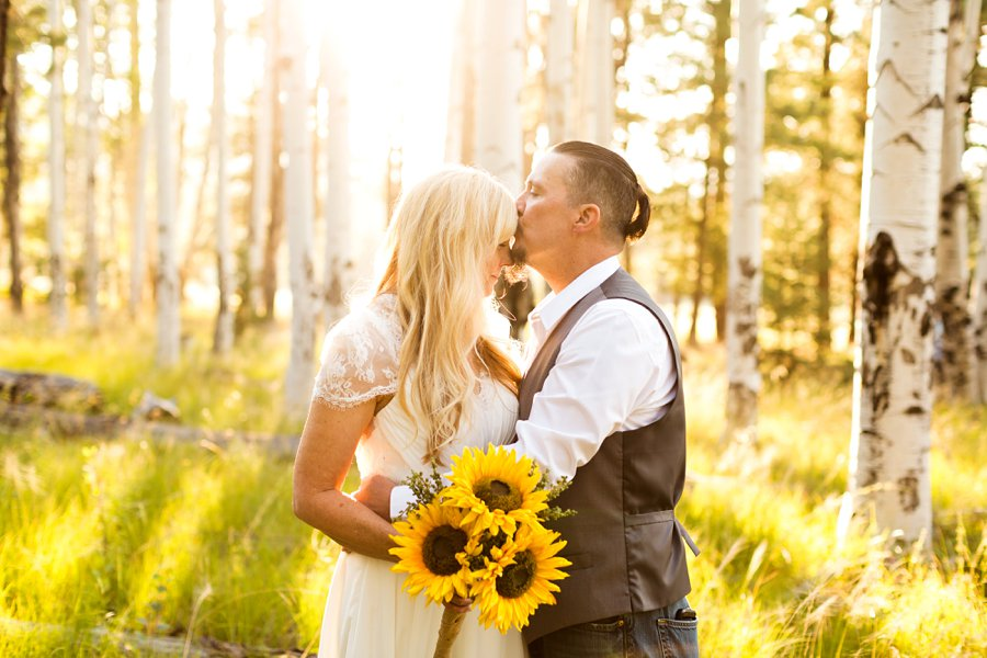 Tina and Justin - Flagstaff and Sedona Wedding Photography -117
