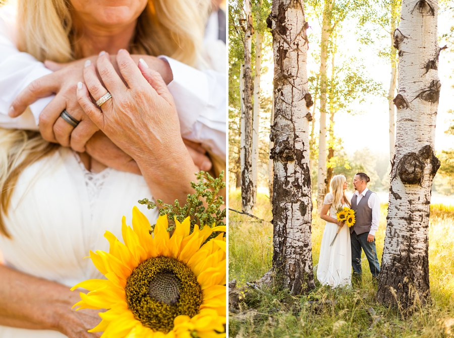 Tina and Justin - Flagstaff and Sedona Wedding Photography -119
