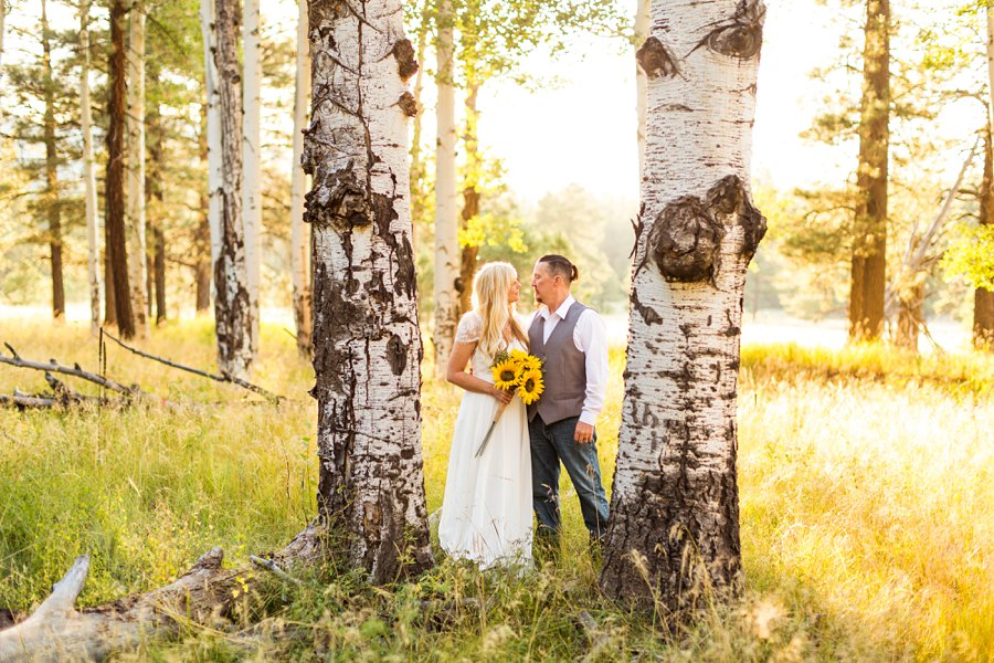 Tina and Justin - Northern Arizona Elopement Photographers -1
