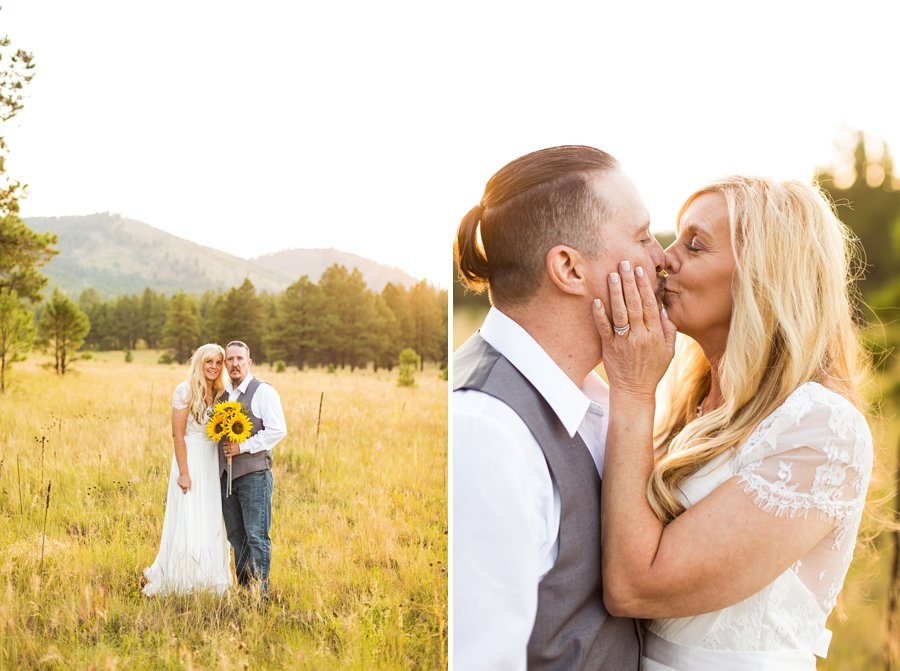 Tina and Justin - Flagstaff and Sedona Wedding Photography -120