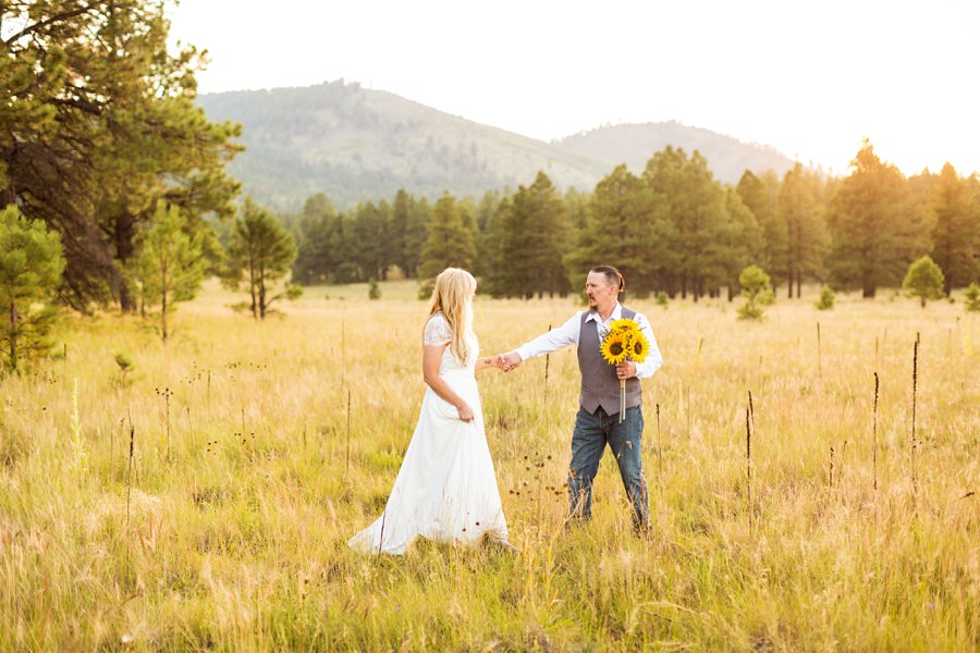 Tina and Justin - Flagstaff and Sedona Wedding Photography -121