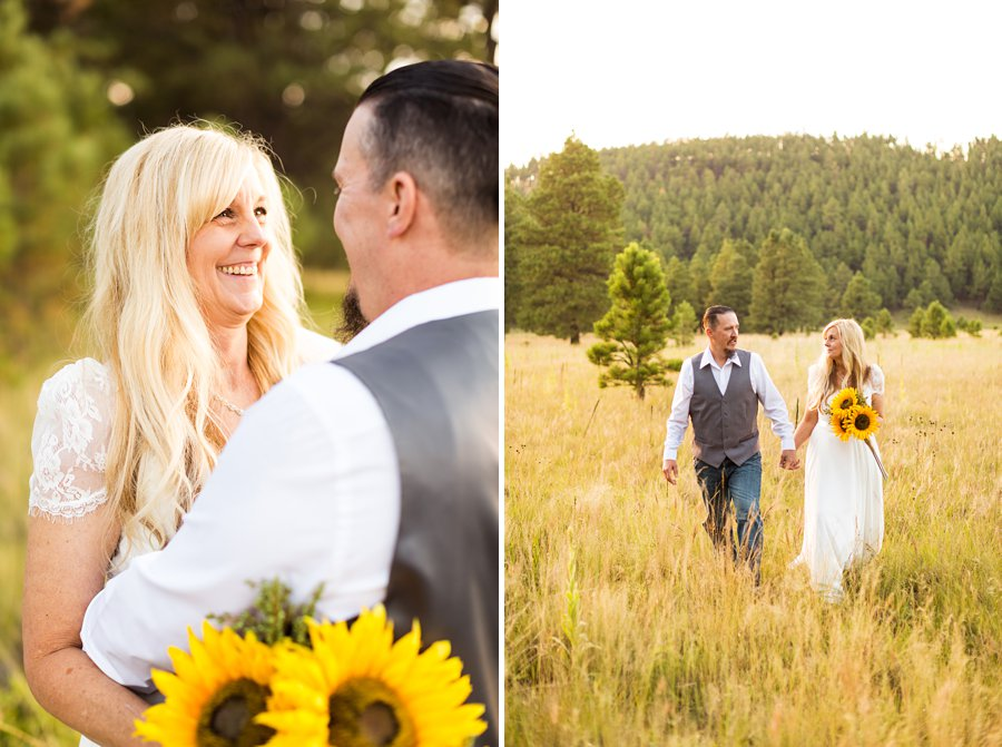 Tina and Justin - Northern Arizona Elopement Photographers -12
