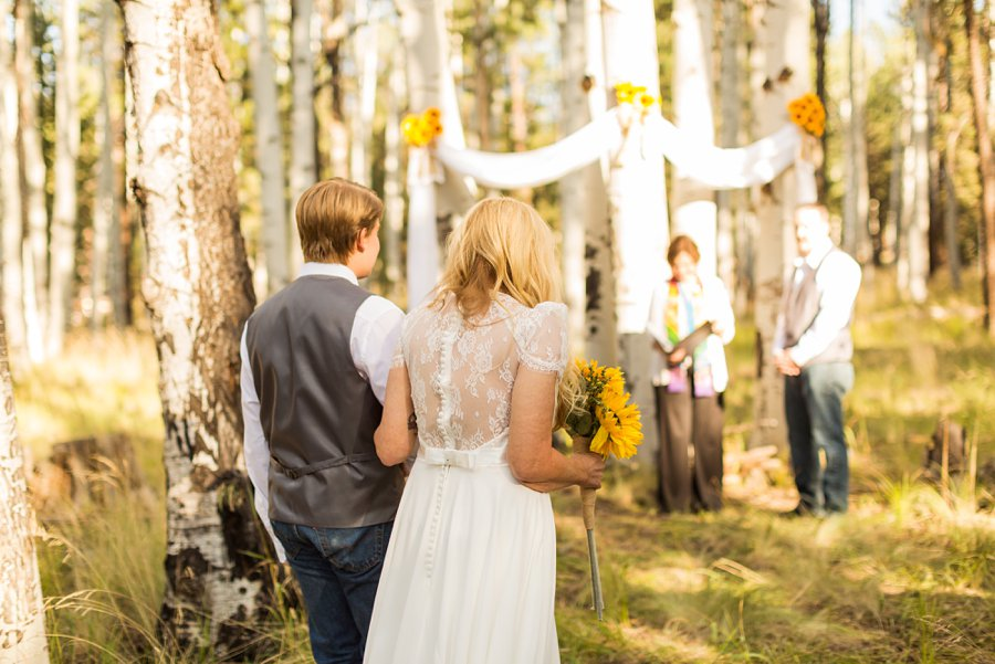 Tina and Justin - Northern Arizona Elopement Photographers -16