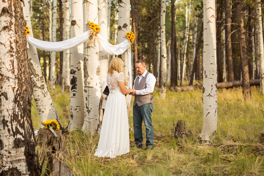 Tina and Justin - Northern Arizona Elopement Photographers -18