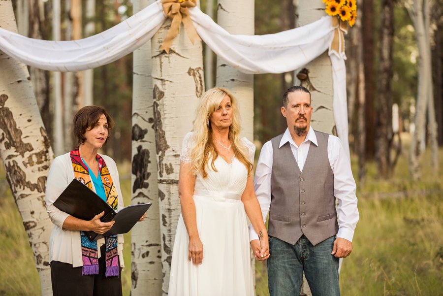 Tina and Justin - Flagstaff and Sedona Wedding Photography -12
