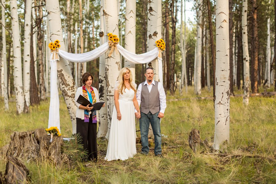 Tina and Justin - Flagstaff and Sedona Wedding Photography -13