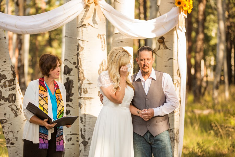 Tina and Justin - Flagstaff and Sedona Wedding Photography -15