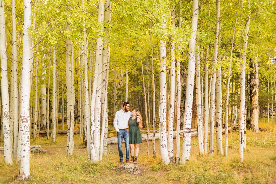 Fall Northern Arizona Photography: Amanda and Dakota 2