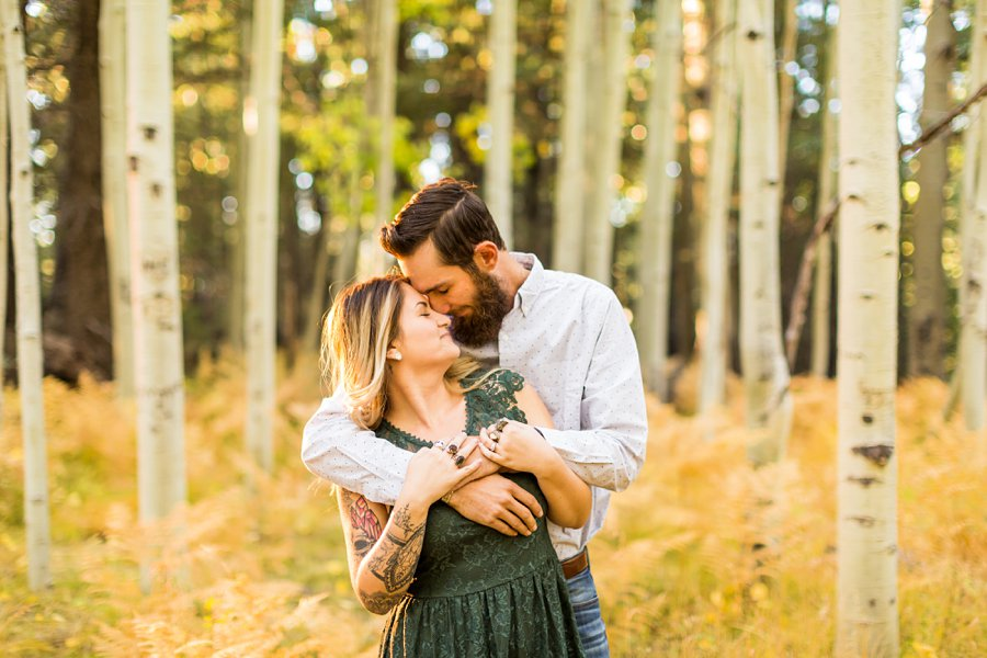 Amanda and Dakota: Aspen Corner Flagstaff Photographer 1