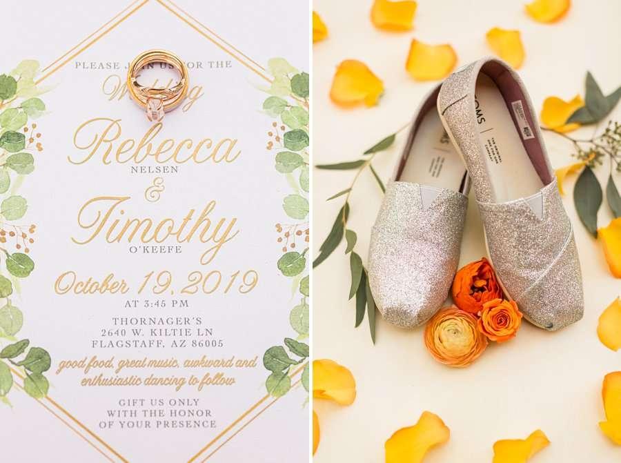 Becca and Tim: Flagstaff Arizona Wedding Photographer 02