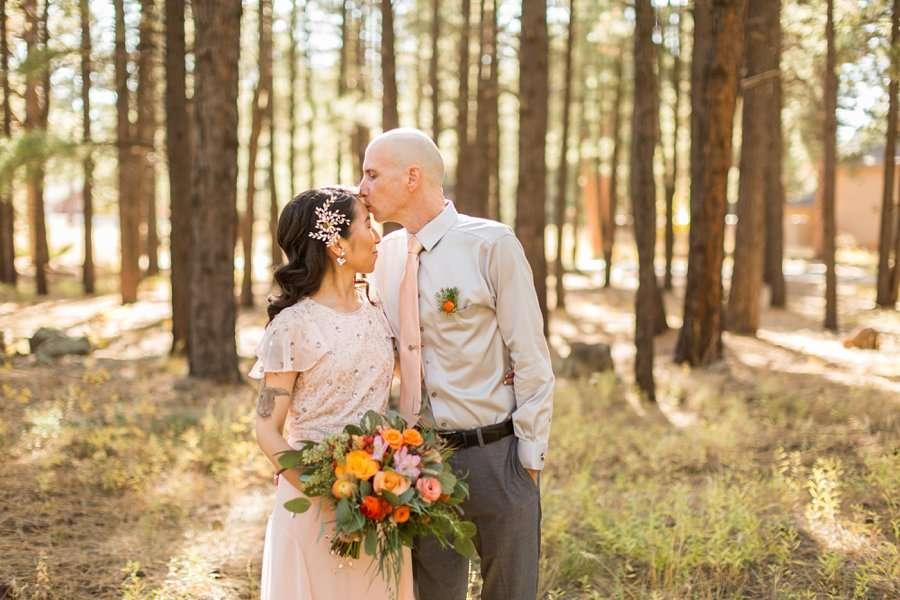 Becca and Tim: Flagstaff Arizona Wedding Photographer 019