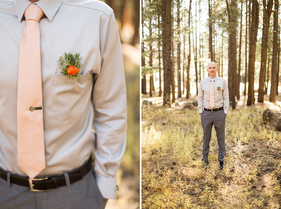 Becca and Tim: Thornagers Flagstaff Elopement Photography 01