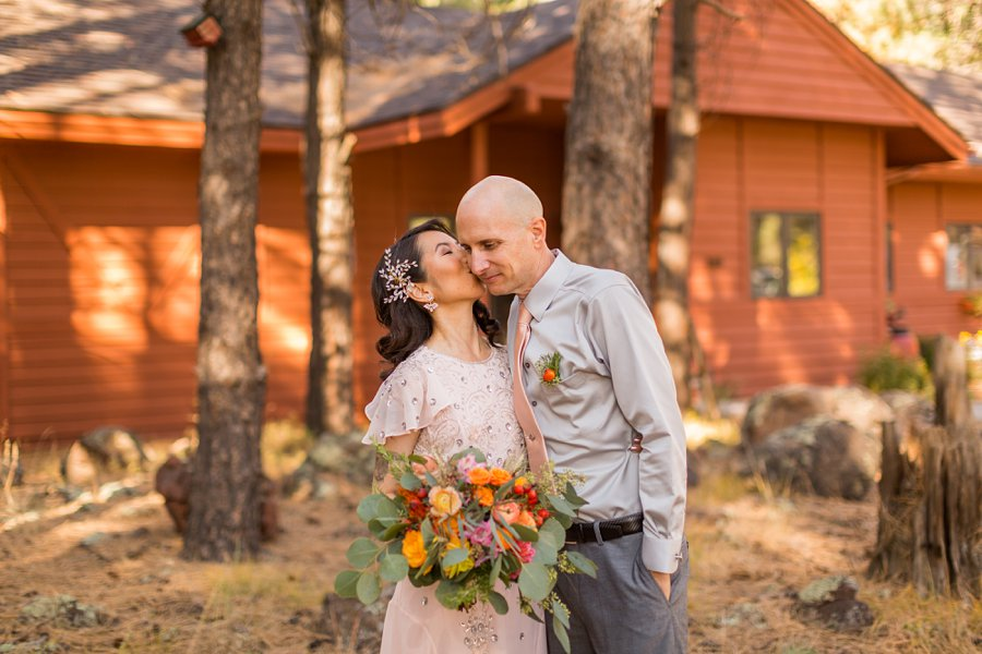 Becca and Tim: Thornagers Flagstaff Elopement Photography 06
