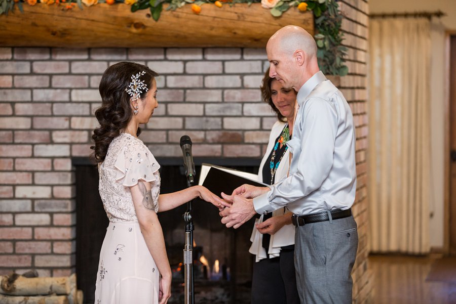 Becca and Tim: Thornagers Flagstaff Elopement Photography 015