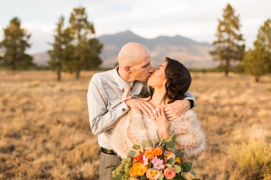 Becca and Tim: Thornagers Flagstaff Elopement Photography 016