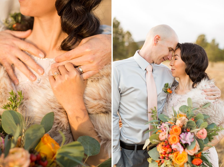 Becca and Tim: Thornagers Flagstaff Elopement Photography 023