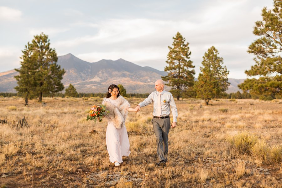 Becca and Tim: Flagstaff Arizona Wedding Photographer 0