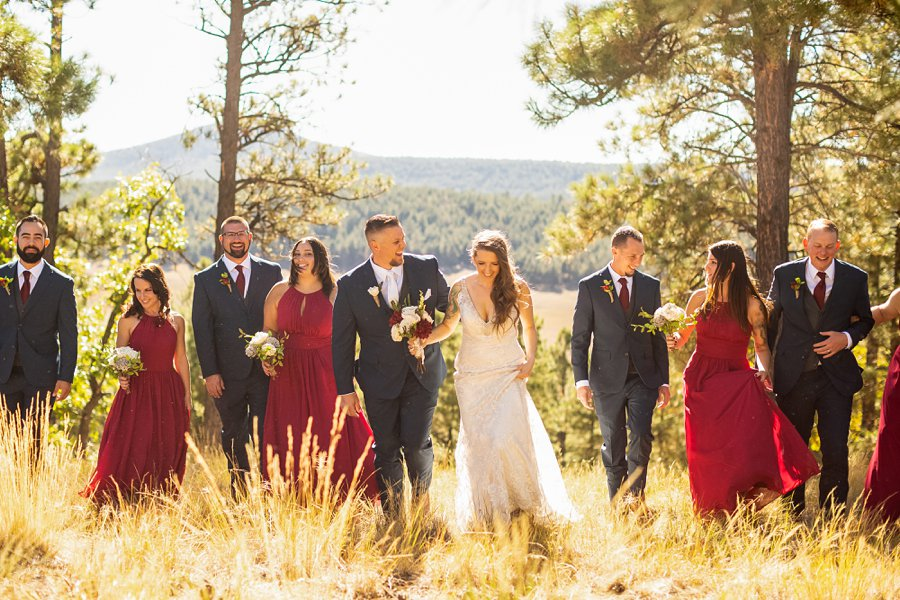 Jetta and Matt: Northern Arizona Wedding Photography 02