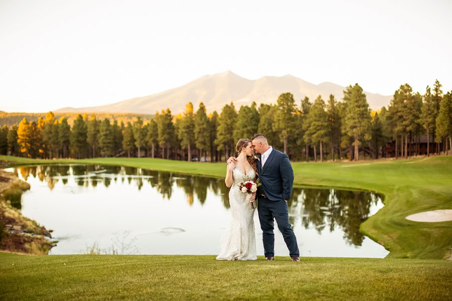 Jetta and Matt: Flagstaff Ranch Golf Club Wedding 22