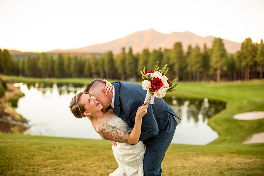 Jetta and Matt: Flagstaff Ranch Golf Club Wedding 01
