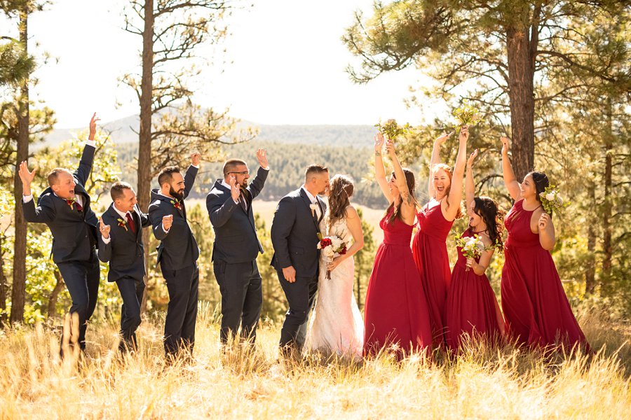 Jetta and Matt: Northern Arizona Wedding Photography 06