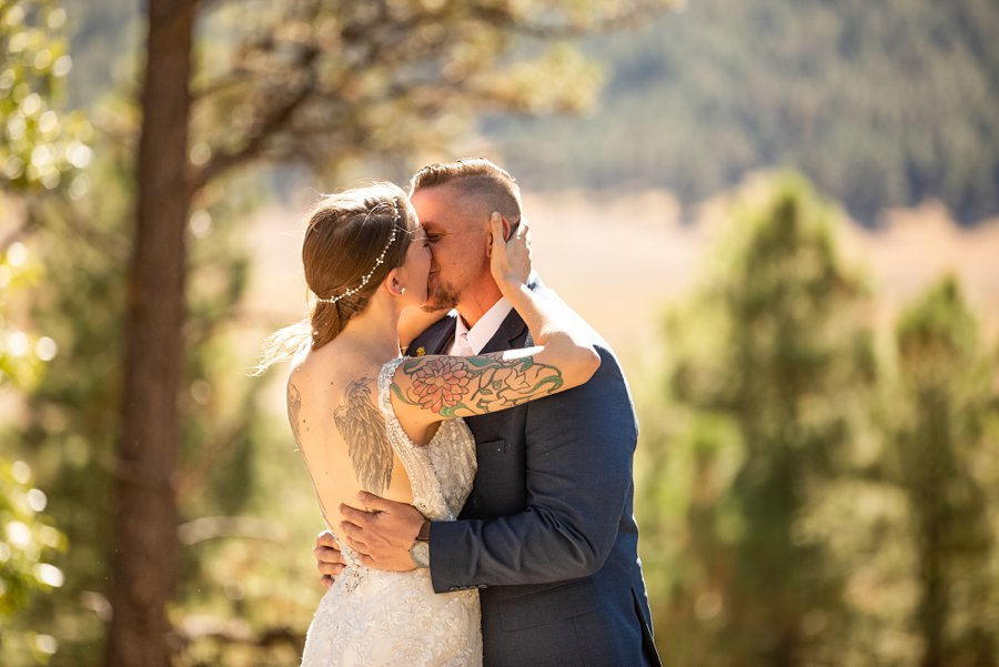 Jetta and Matt: Northern Arizona Wedding Photography 01
