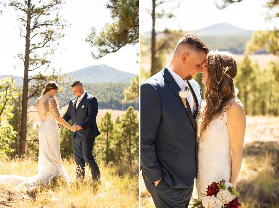 Jetta and Matt: Northern Arizona Wedding Photography 0