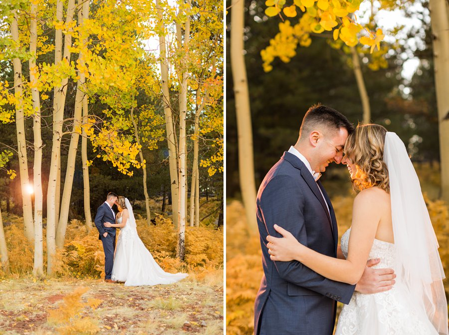 Karisa and Nick: The Nordic Center Flagstaff Wedding 018
