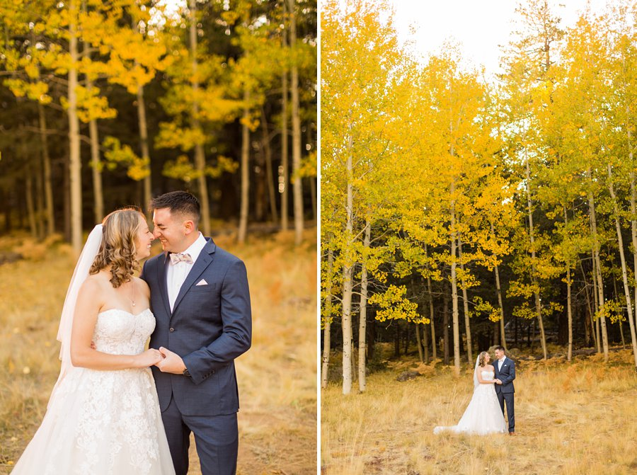 Karisa and Nick: The Nordic Center Flagstaff Wedding 020