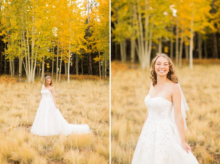 Karisa and Nick: The Nordic Center Flagstaff Wedding 014