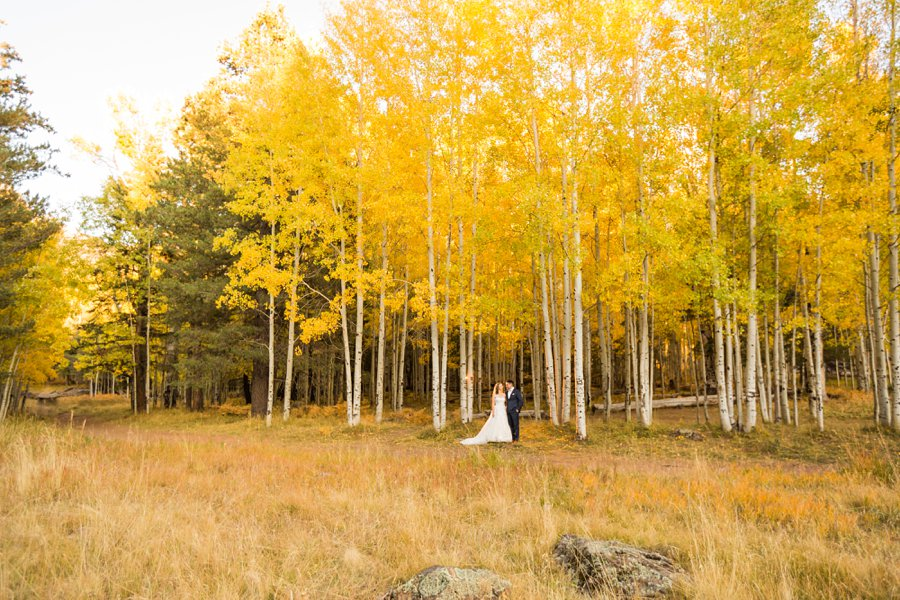 Karisa and Nick: The Nordic Center Flagstaff Wedding 0