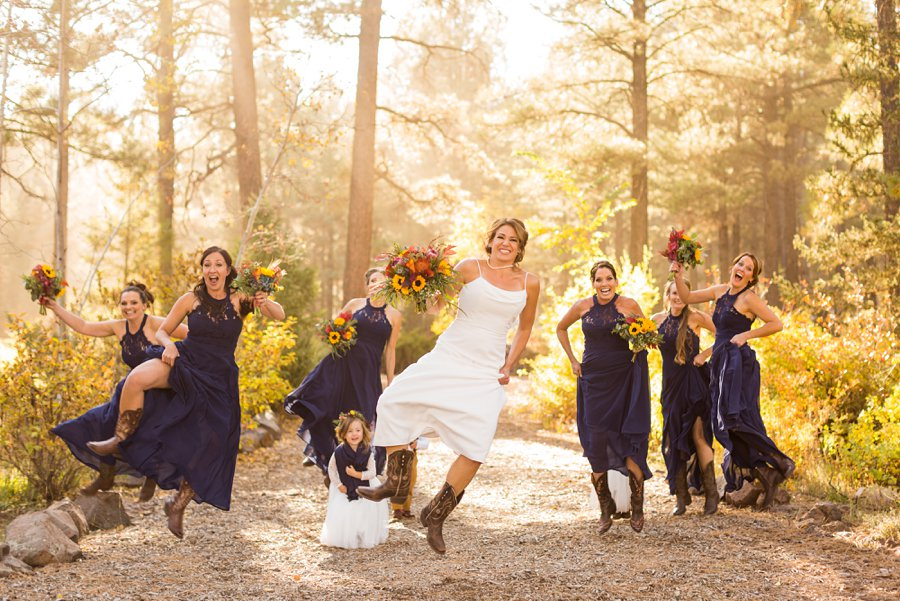 Katie and Rudy: Northern Arizona Wedding Photographers 02