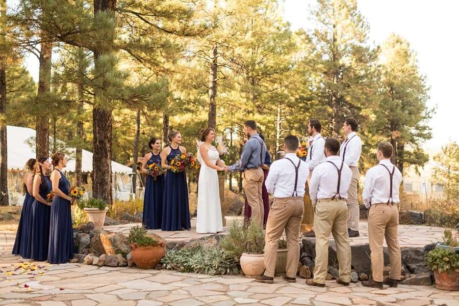 Katie and Rudy: Northern Arizona Wedding Photographers 09
