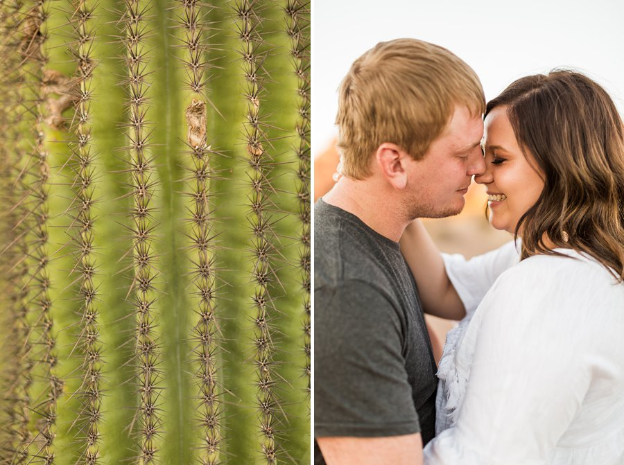 Leah and Trenten - Desert Couple Photography 6