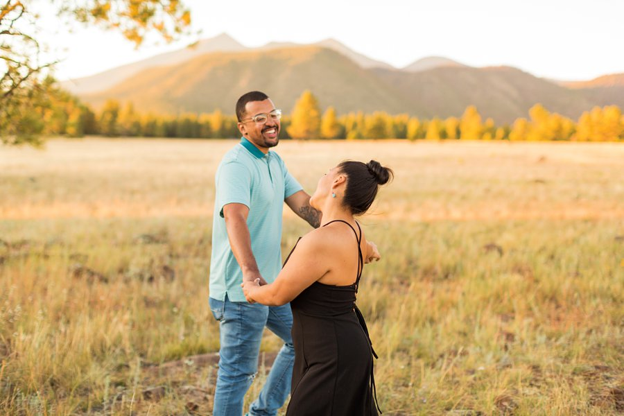 Lee Cruz - Arizona Engagement Photography 2