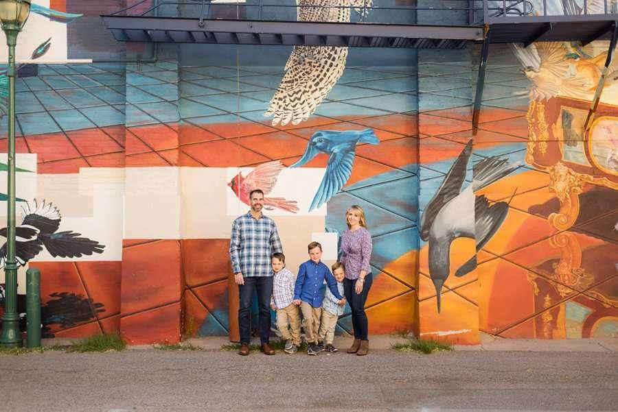 Lewis-Duarte Family - Arizona Portrait Photography 11