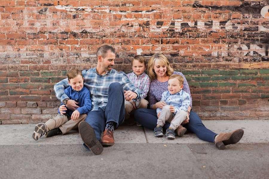 Lewis-Duarte Family - Arizona Portrait Photography 8
