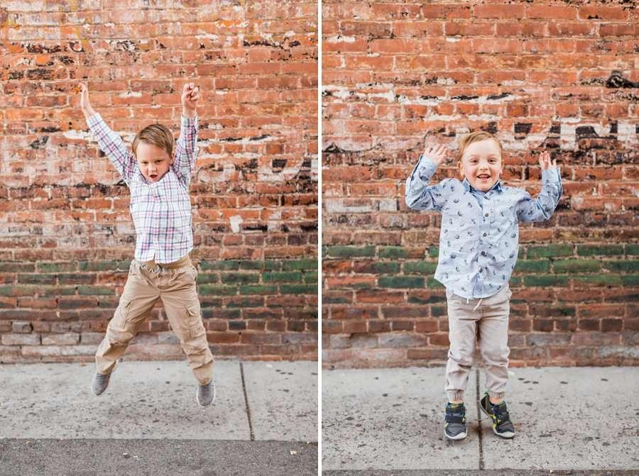 Lewis-Duarte Family - Arizona Portrait Photography 5