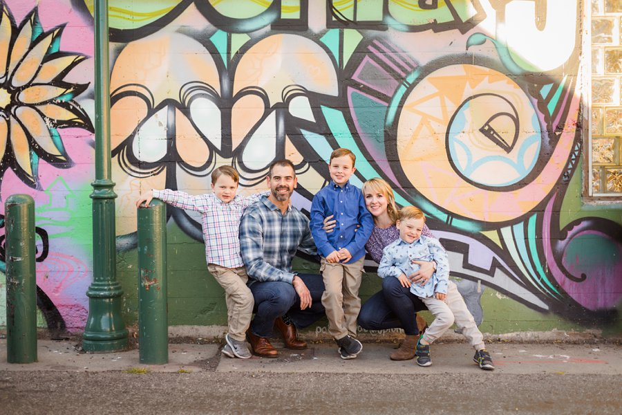 Lewis-Duarte Family - Arizona Portrait Photography 4