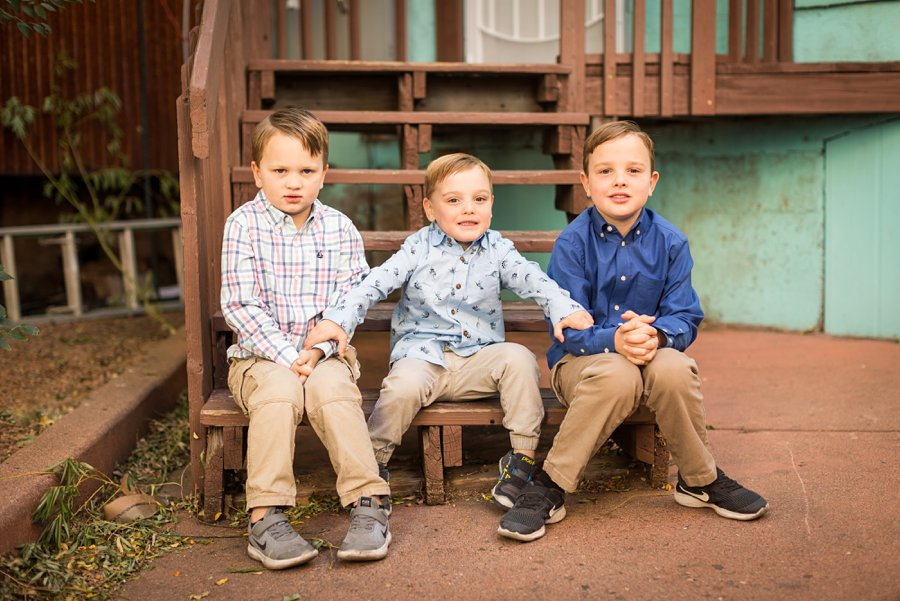 Lewis-Duarte Family - Arizona Portrait Photography 3