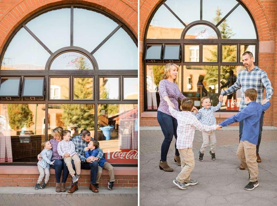 Lewis-Duarte Family - Arizona Portrait Photography 2