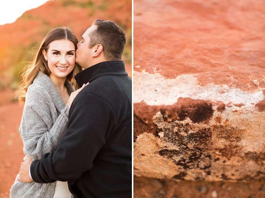 Marisa and Joseph - Engagement and Portrait Photographer Sedona AZ 3