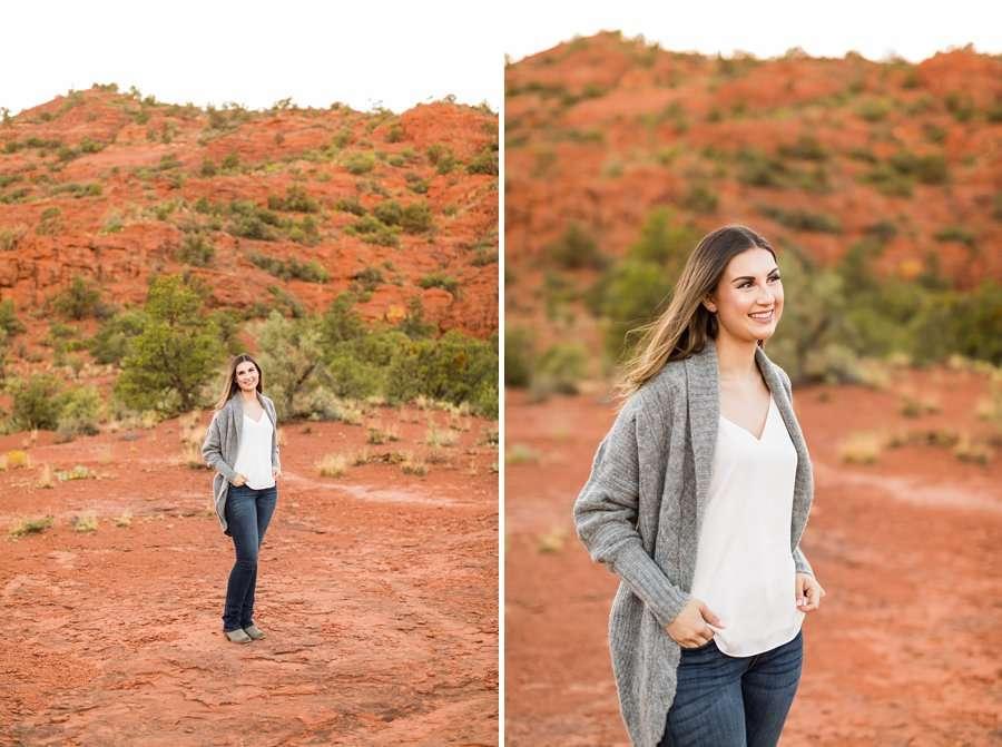 Marisa and Joseph - Engagement and Portrait Photographer Sedona AZ 4