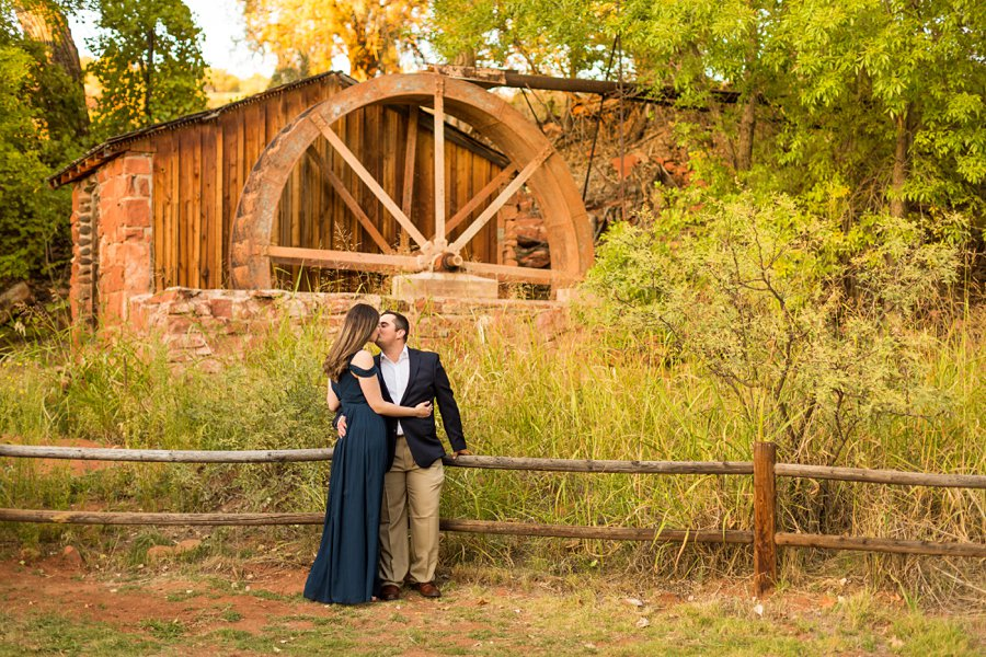 Marisa and Joseph - Proposal Photography Flagstaff 7
