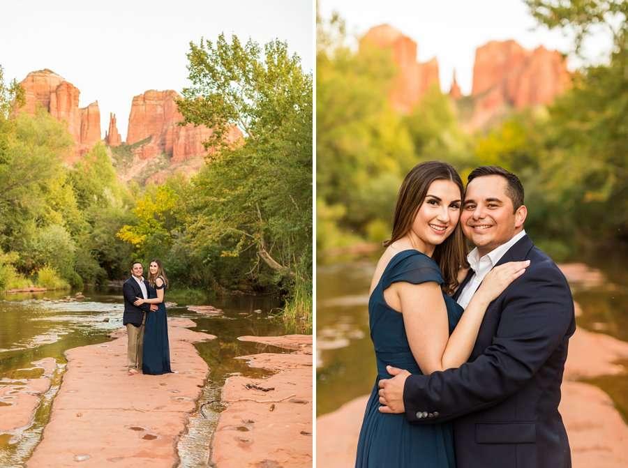 Marisa and Joseph - Proposal Photography Flagstaff 10