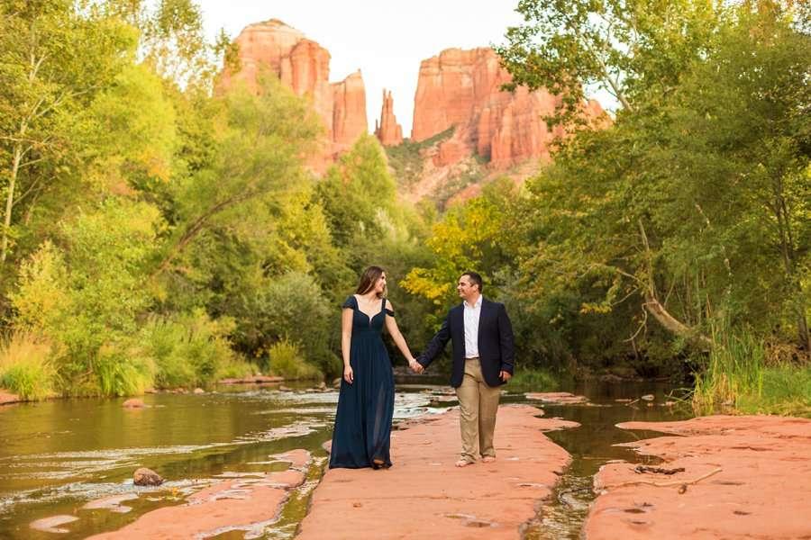 Marisa and Joseph - Proposal Photography Flagstaff 12