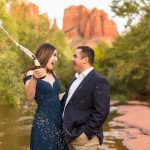 Marisa and Joseph - Proposal Photography Flagstaff 15